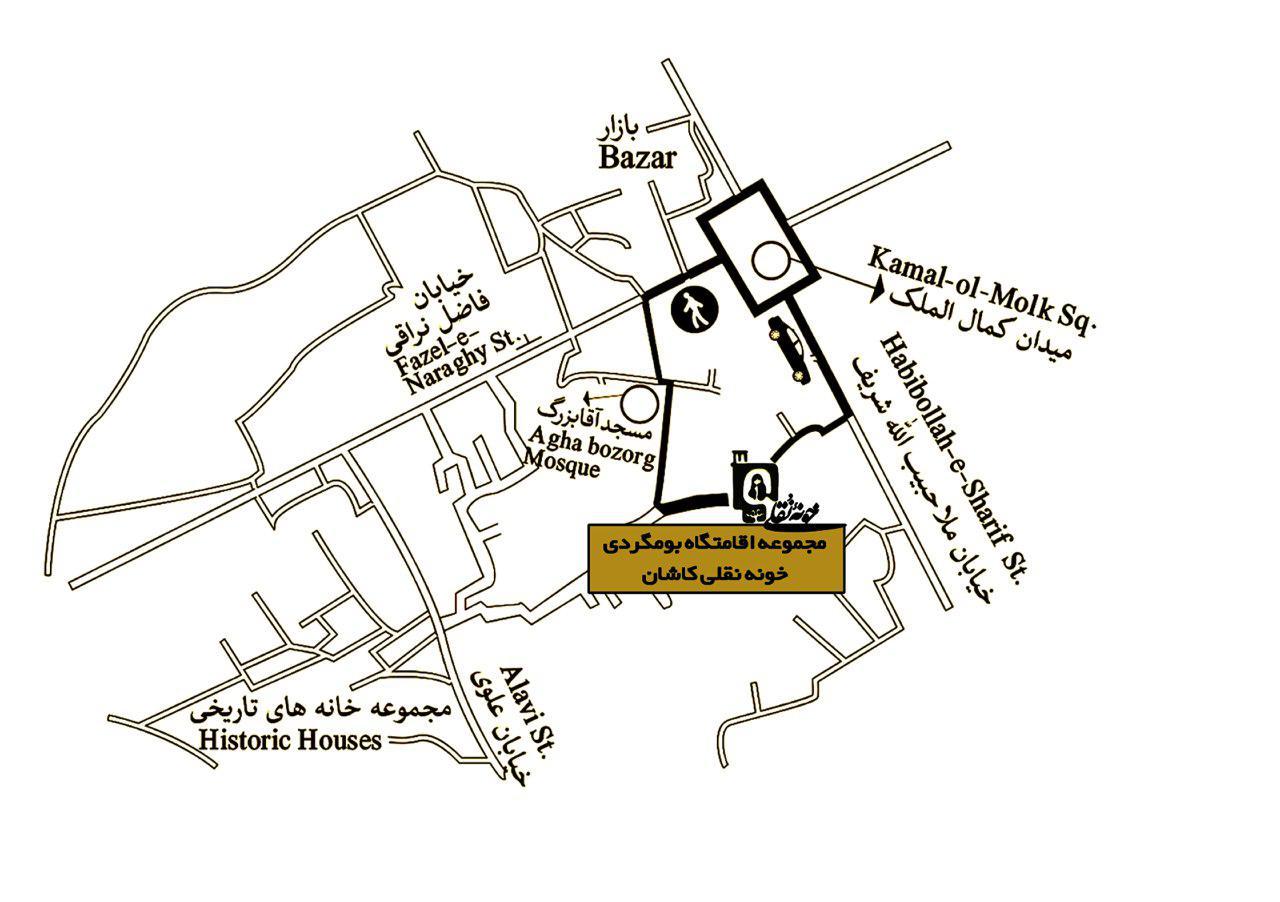 نقشه خونه نقلی