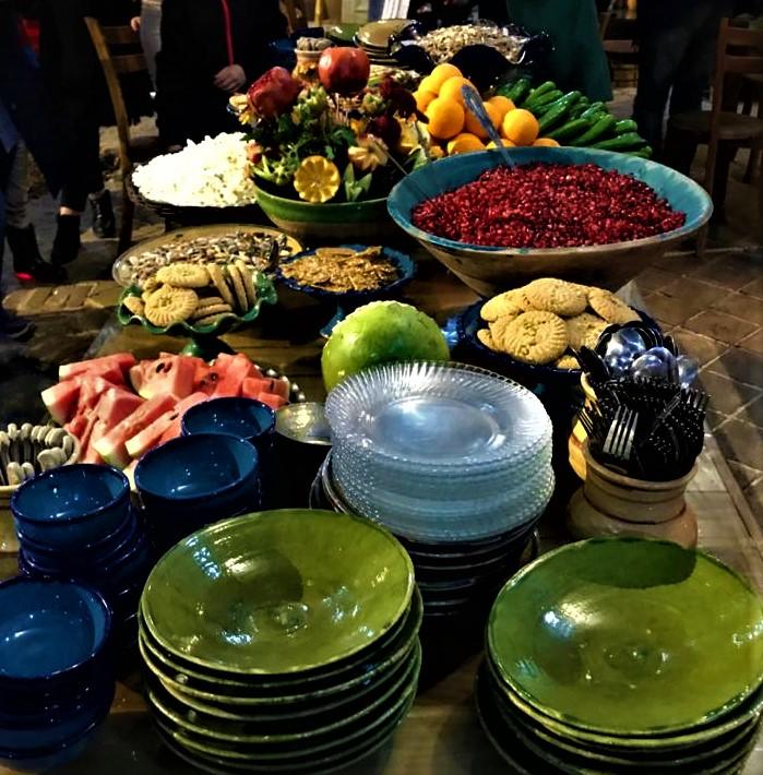 جشن شب یلدای98  (2)